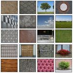 Free-Texture-Library-Icon