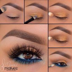 Makeup Geek Kaleidoscope Smokey Eye Makeup Tutorial step by step - . - Makeup Geek Kaleidoscope Smokey Eye Makeup Tutorial step by step - Makeup Geek, Makeup Inspo, Skin Makeup, Eyeshadow Makeup, Highlighter Makeup, Blush Makeup, Makeup Tips, Eyeshadow Palette, Makeup Ideas