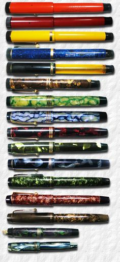 Parker Pens Penography: DUOFOLD