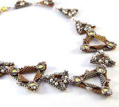 Kit de perles collier Serval
