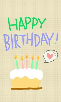 Cumpleaños feliz!!!