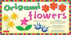 Origami Flowers Kit: [Origami Kit with 2 Books, 98 Papers, 41 Projects] ** Read more  at the image link.