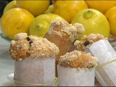 Recetas Mauricio Asta | Muffins de blueberries | Utilisima.com