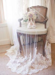 Фата невесты   Школа свадебных идей.