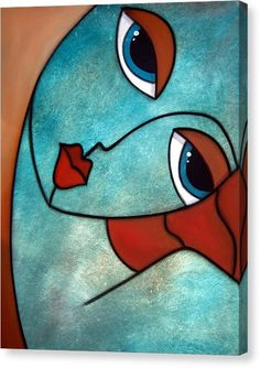 Illustrate Canvas Print by Tom Fedro - Fidostudio