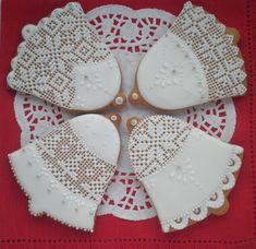 Elegant Cookies, Honey Cake, Cookie Icing, Royal Icing, Sugar Cookies, Christmas Cookies, Gingerbread, Xmas, Carving
