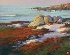 Evening Comes by Kim Lordier Pastel ~ 11 x 14