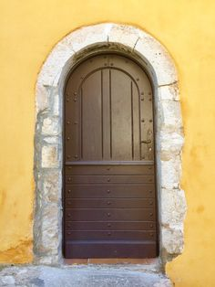 Eze Village France Provence Provence France, Doors, Mirror, Furniture, Home Decor, Decoration Home, Room Decor, Provence, Mirrors