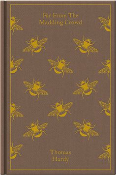 Penguin Classics, clothbound editions. Beautiful editions of all the great novels - I want them all!