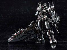 Chogokin Monster Hunter G Class Transformation Liolaeus Weathering Silver  http://www.bigbadtoystore.com/bbts/product.aspx?product=BAN16605&mode=retail