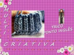 TRICÔ / PONTO INGLES
