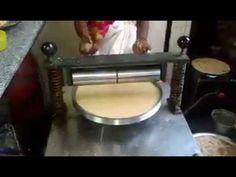 Automatic Roti Maker Machine