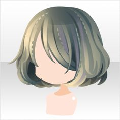 """Ghostly Gothic was a Club Event available from to with """"Gothic Ghosts"""" themed rewards. Not sure which way leads to CocoPPa Town. Drawing Hair Tutorial, Pelo Anime, Manga Hair, Monster Face, Bob Hairstyles, Anime Hairstyles, Purple Hands, Cocoppa Play, Hair Reference"""