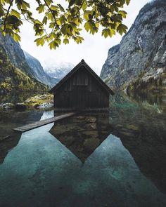 Obersee (Lake Constance), Austria - via Designspiration — Design Inspiration