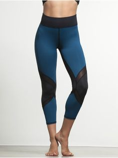 Hydra Crop Legging