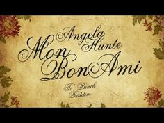 Mon Bon Ami (Official Audio) - Angela Hunte   Soca 2016 - YouTube
