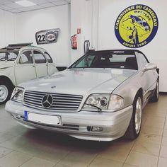 Peinture complète de cette magnifique #mercedes #sl ! #sledition #mercedessl #mercedesbenz #mercedes_benz #sl500 #sl300 #mercedes_amg #amg… Mercedes Amg, Automobile, Vehicles, Car, Paint, Autos, Autos, Cars, Cars