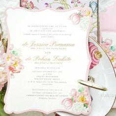 Foto undangan pernikahan oleh Fornia Design Invitation