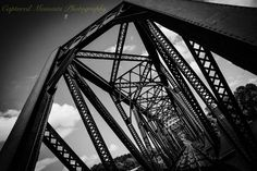 A personal favorite from my Etsy shop https://www.etsy.com/listing/495018898/steel-bridge-truss-bridge-oklahoma-river