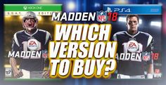 Football Fever, Madden Nfl, How To Find Out, 18th, Baseball Cards, Sports, Youtube, Hs Sports, Sport
