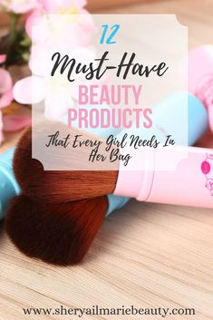 There are just some beauty products that everyone should have in their makeup bag. They can be affordable and budget friendly or cult favourite products. Here are 12 items that should be in every girls makeup bag. Daily Beauty Routine, Beauty Routines, Beauty Products Every Girl Should Have, Makeup Must Haves, High End Makeup, Happy Skin, Moisturizer With Spf, Girls Bags, Girls Makeup