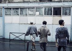 Brett Poulhalec, Stanislas Boulain & Samir Boitard by Misha Taylor in Damir Doma for Husk Magazine