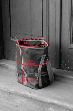 de894c34e747 New leather handmade backpack   bag shoulder bag