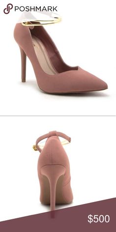 be15949a50a Tinsley Ankle Strap Pumps MAUVE Will be priced at  49. Arriving 9 5