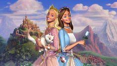 Barbie la principessa e la povera
