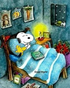 Snoopy &Woodstock sleeping,Home Decor Print,Great Gift for Child Birthday,Office Art,Nursery Deco f Snoopy Et Woodstock, Charlie Brown Y Snoopy, Snoopy Pictures, Snoopy Wallpaper, Snoopy Quotes, Cute Comics, Peanuts Snoopy, Office Art, Moon Art