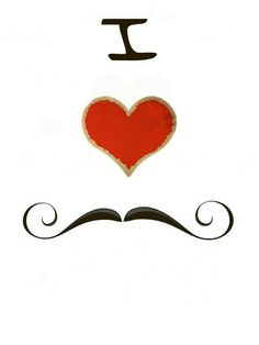 Hey guys i started a group board called mustache lovers u must 4 mustache lovers only! (Comment if u think this is geeky! Moustache Party, Cool Mustaches, Growing A Mustache, Scene Kids, Movember, Holidays And Events, Projects To Try, Crafty, Love