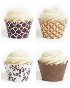 Couture Cupcakes by Dress My Cupcake™