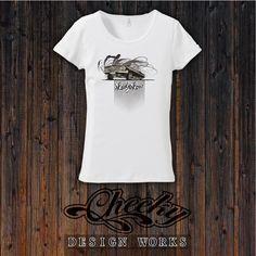 レディー用フライスTシャツ(lady low) サイズS,M,L #フライス #Tシャツ #original  #BLAST #熊本