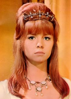 Jane Asher as Francesca, The Masque of the Red Death, 1964