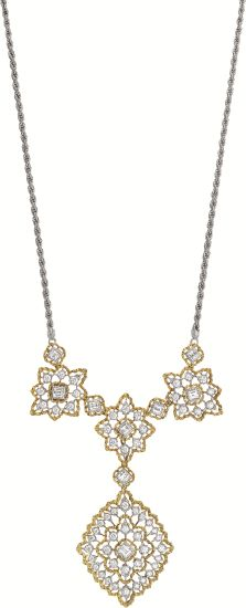 PHILLIPS : NY060211, Buccellati, A Diamond and Gold Necklace