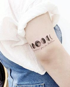 Magical Moon Tattoo Designs (15)