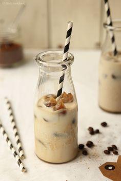 iced coffee with cinnamon