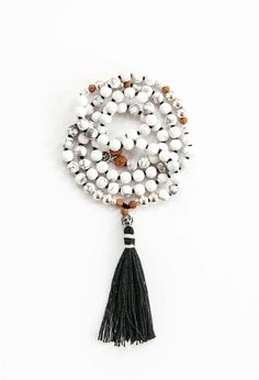 The Patience Mala reminds us to let go of what needs to be released.
