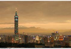 taipei 101, tallest building in taiwan