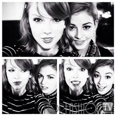 HOLD THE PRESS!!! #TaylorSwift & Gracie Gold ARE TOTALLY TASTY @ Cookie & Faces #Selfie - CHECK HERE!!!