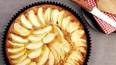 Jablečný koláč s Lotus sušenkami