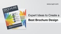 Expert Ideas to Create the Best Brochure Design - Hire Freelancers & Get Freelance Jobs ...