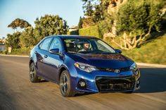 2014 Toyota Corolla S First Test - Motor Trend