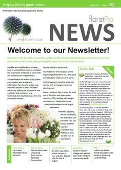 July 12 floristPro News