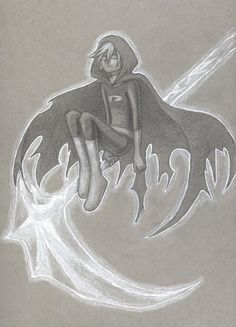 Danny with a scythe Phantom Cartoon, Phantom Comics, Phantom 3, Ghost Boy, Inner Demons, Geek Girls, Tag Art, Nerd, Geek Stuff