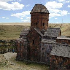 Ancient church in Ani, Turkey, that belongs to Armenia for centuries.