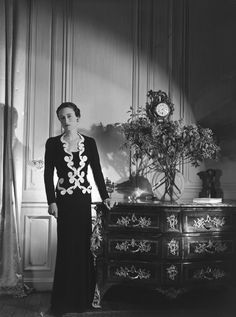 Wallace Simpson by Cecil Beaton