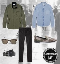 CONNOISSEUR JAY | Diary of a Social Gal. Have no clue what to wear and today? Diary's CONNOISSEUR JAY has your back.