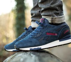 Reebok LX 8500 – Batik Blue / Faux Indigo – Flash Red – White