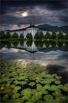 Stift Admont in Styria, Austria